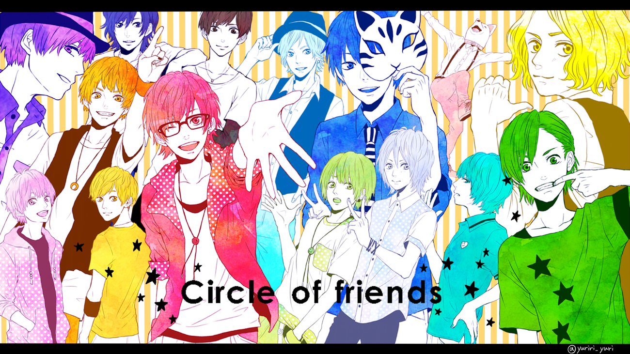 What is a Circle of Friends?