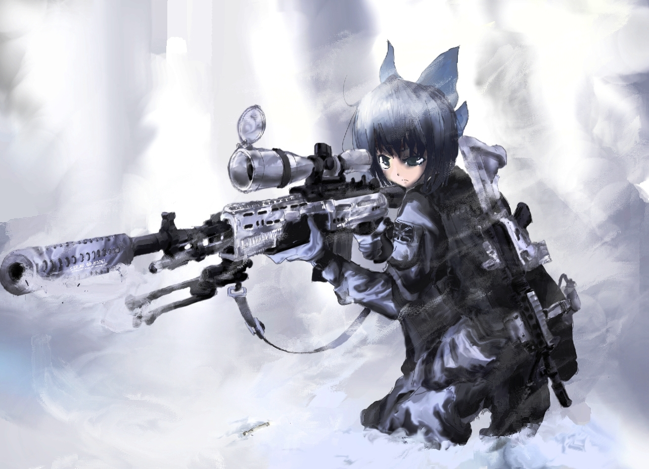 Картинки боевых аниме на аву