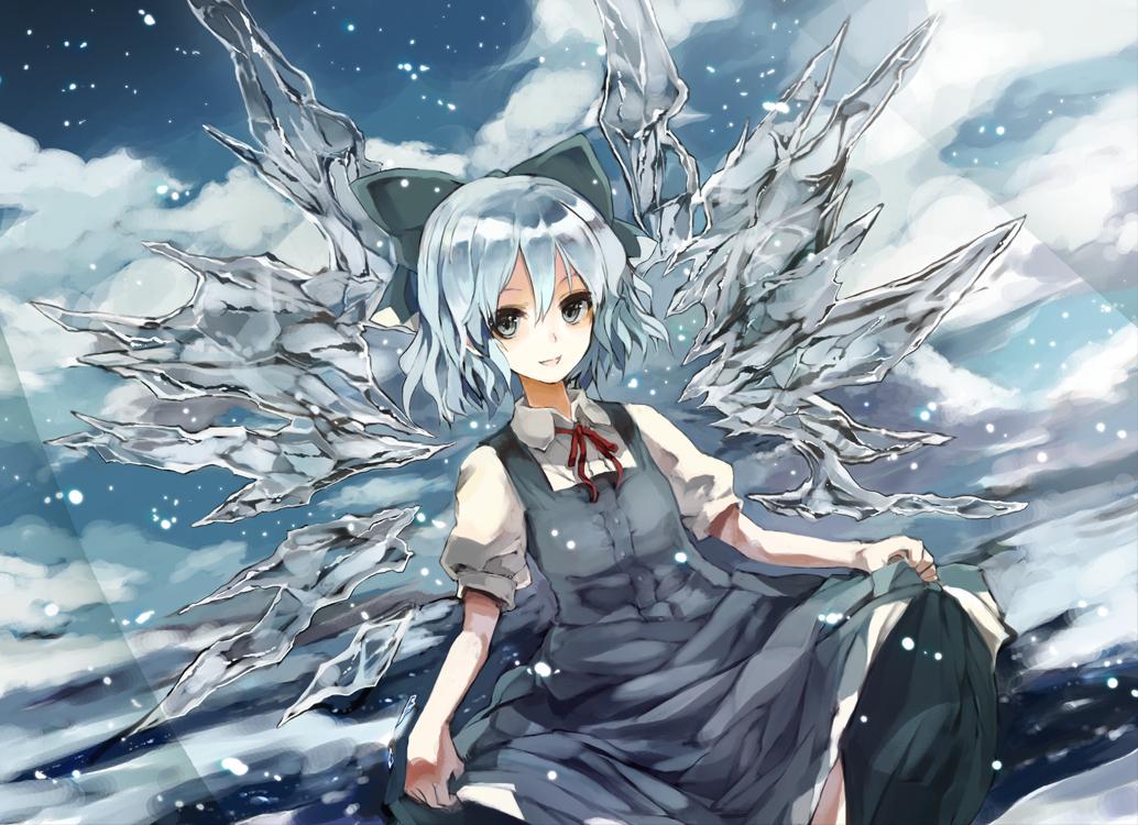 Cirno touhou zerochan anime image board for Zerochan anime