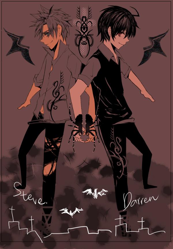 Tags: Anime, Pixiv Id 569223, Cirque du Freak (Book), Pixiv, Mobile Wallpaper
