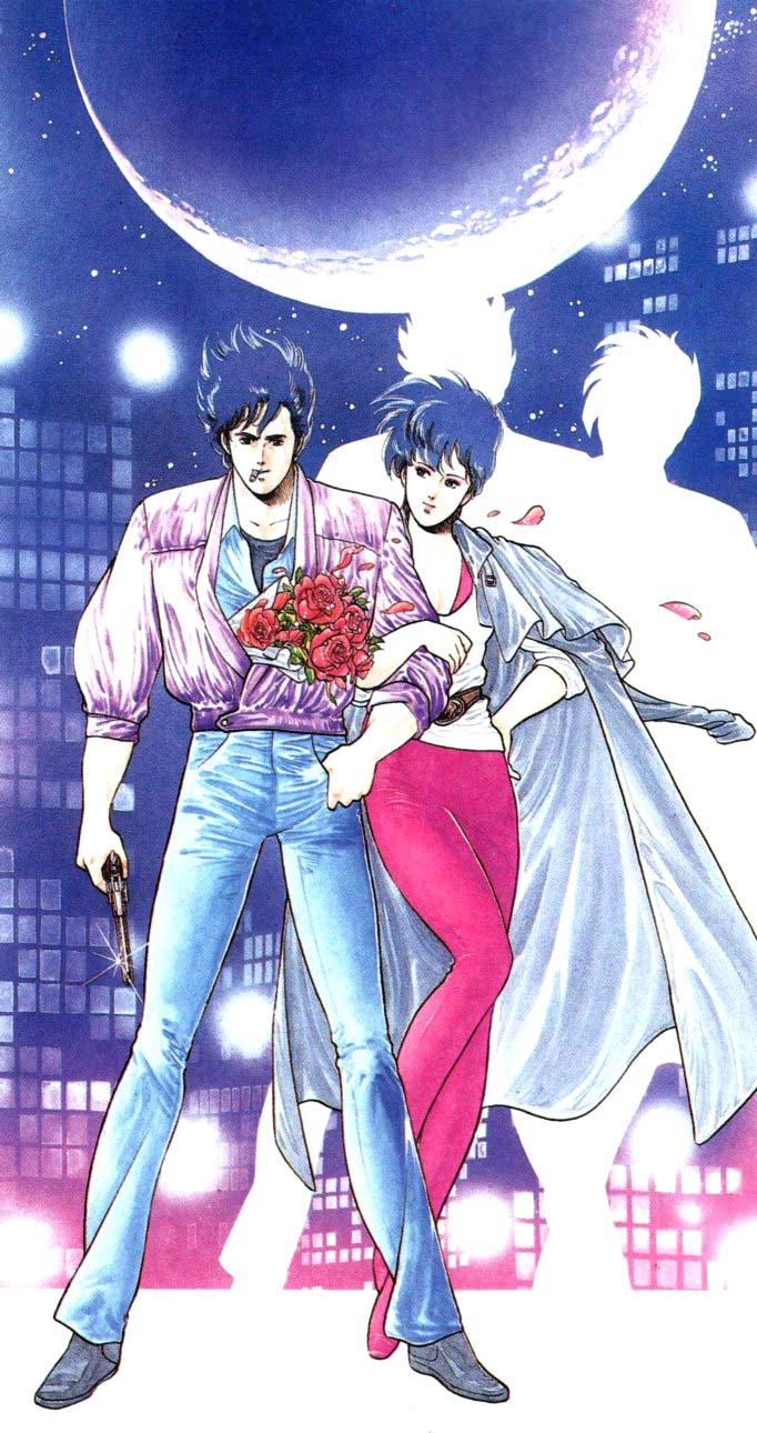 City Hunter Hojo Tsukasa Image 457726 Zerochan Anime Image Board