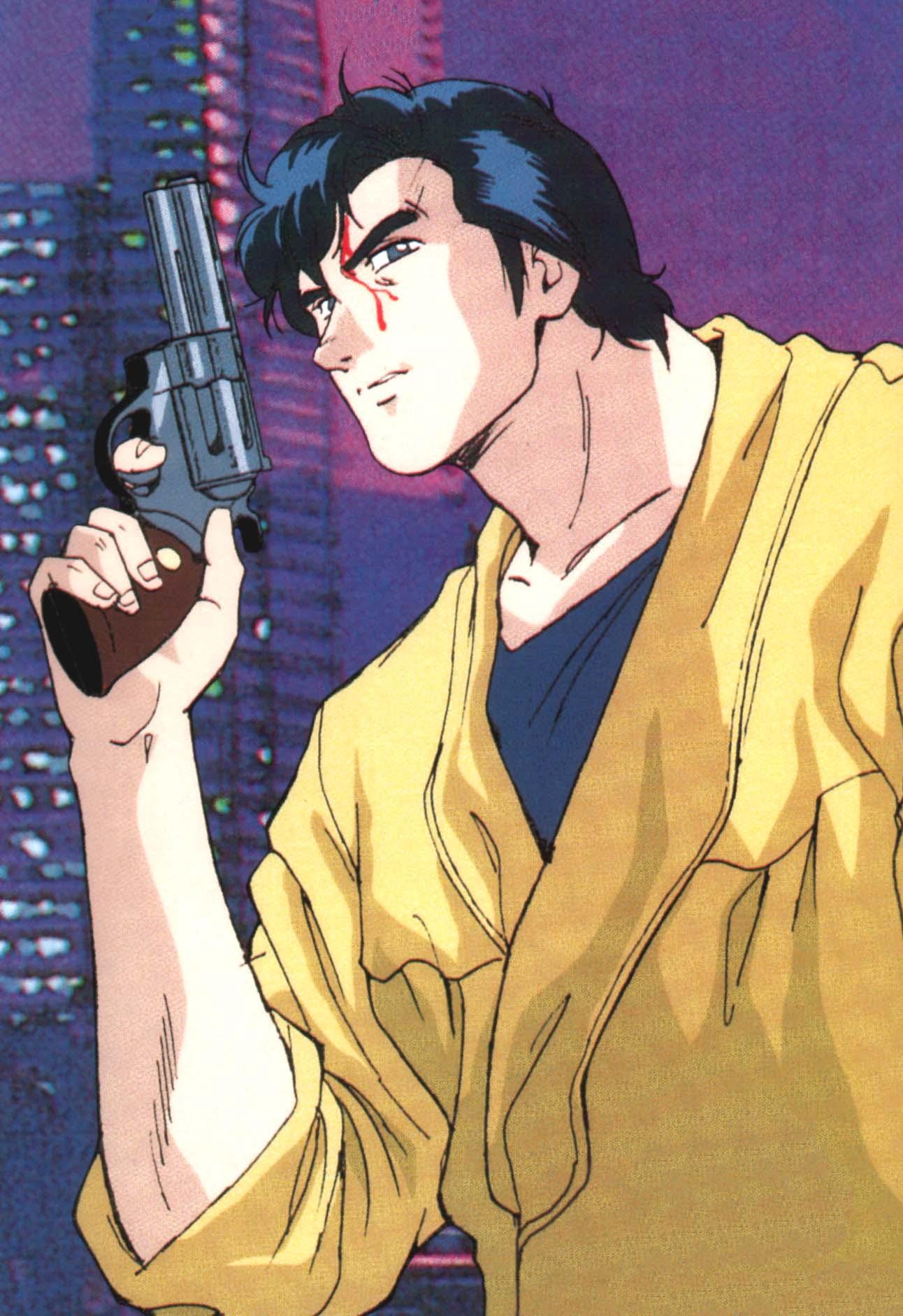 Ryo Saeba (City Hunter)  #479690