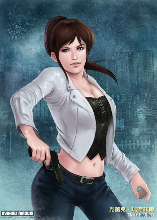Claire Redfield - Resident Evil 2 - Image #1108010 ...