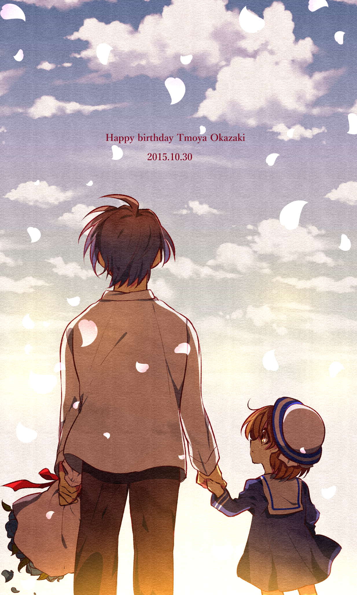 Clannad After Story Mobile Wallpaper 1936031 Zerochan Anime Image Board