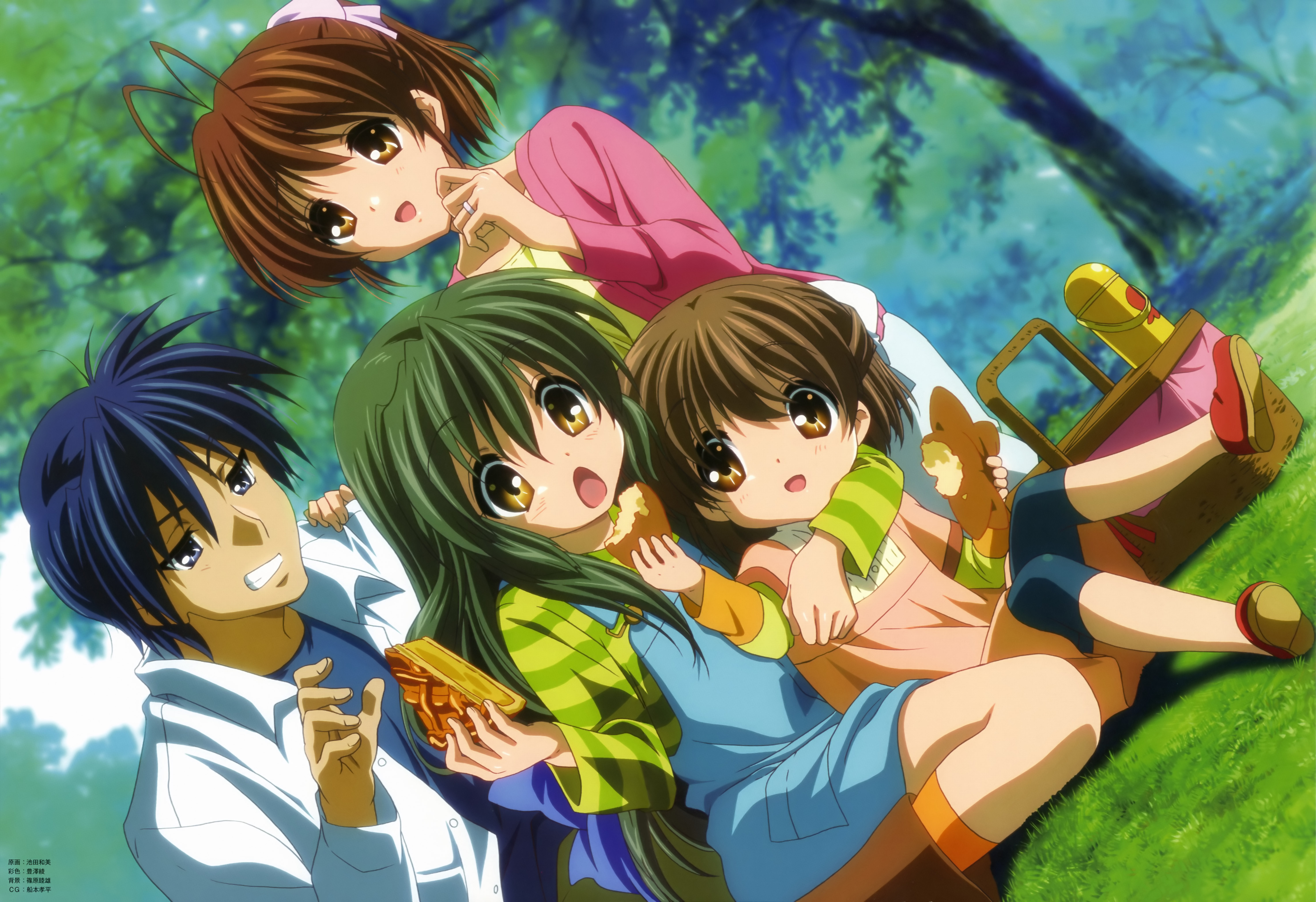 Clannad After Story Image 2275059 Zerochan Anime Image Board