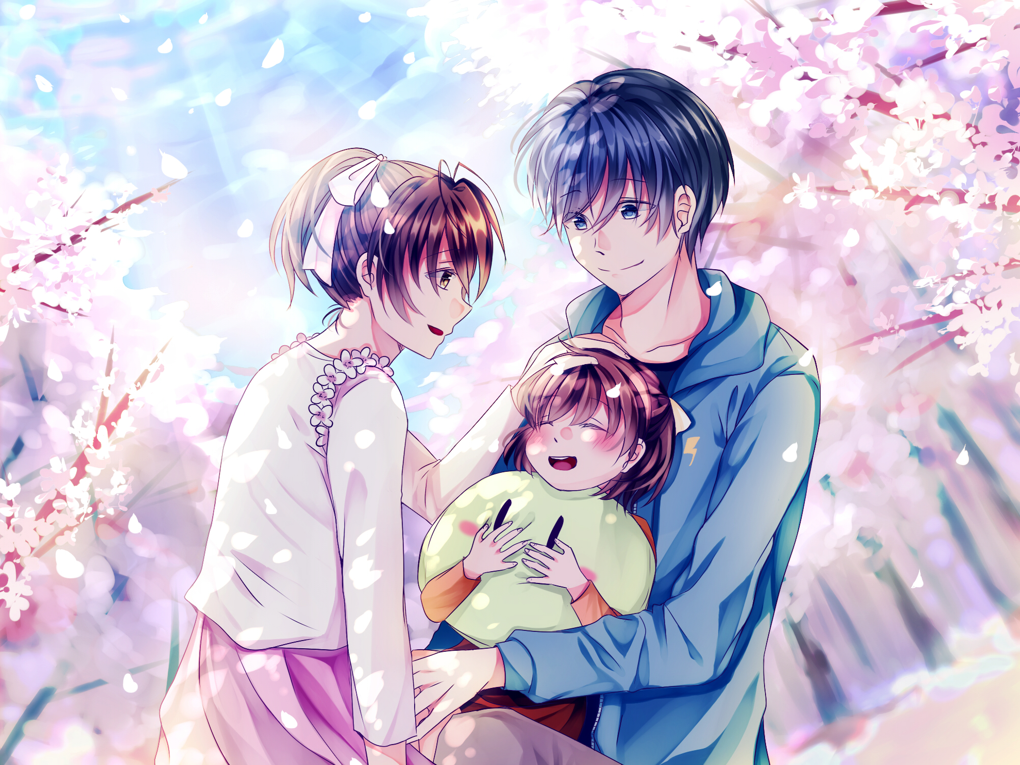 Clannad After Story Wallpaper 2445817 Zerochan Anime Image Board