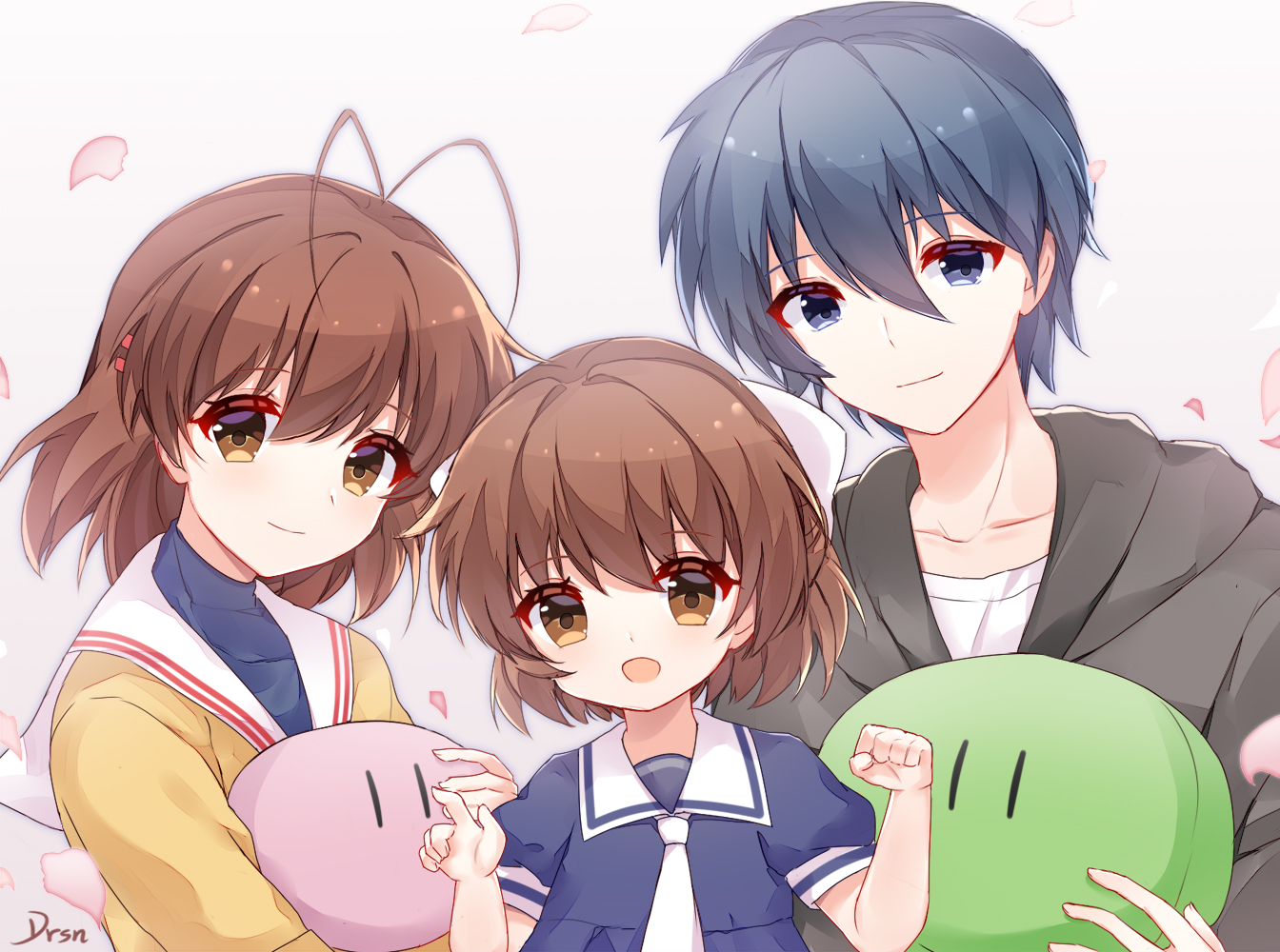Clannad After Story Image 2966053 Zerochan Anime Image Board