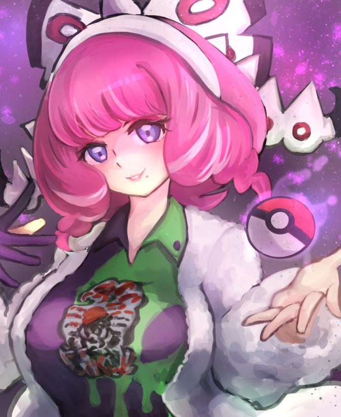 Tags: Anime, Pixiv Id 18793092, Pokémon Sword & Shield, Clara (Pokémon), Parka, Pokémon Sword & Shield: Expansion, Klara (pokémon)
