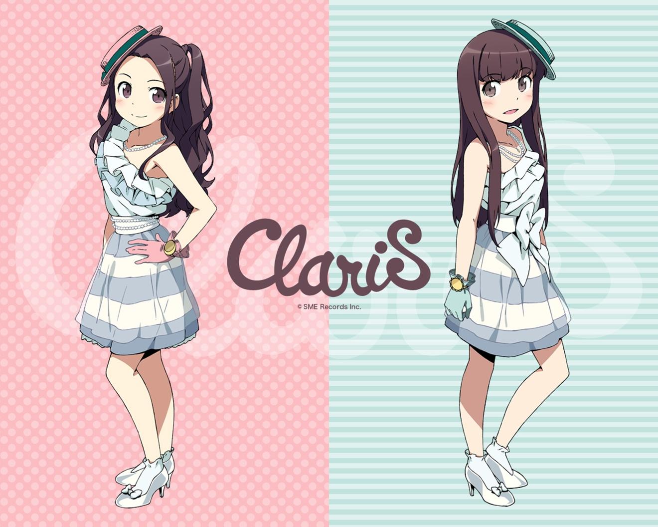 Claris anime lyrics download