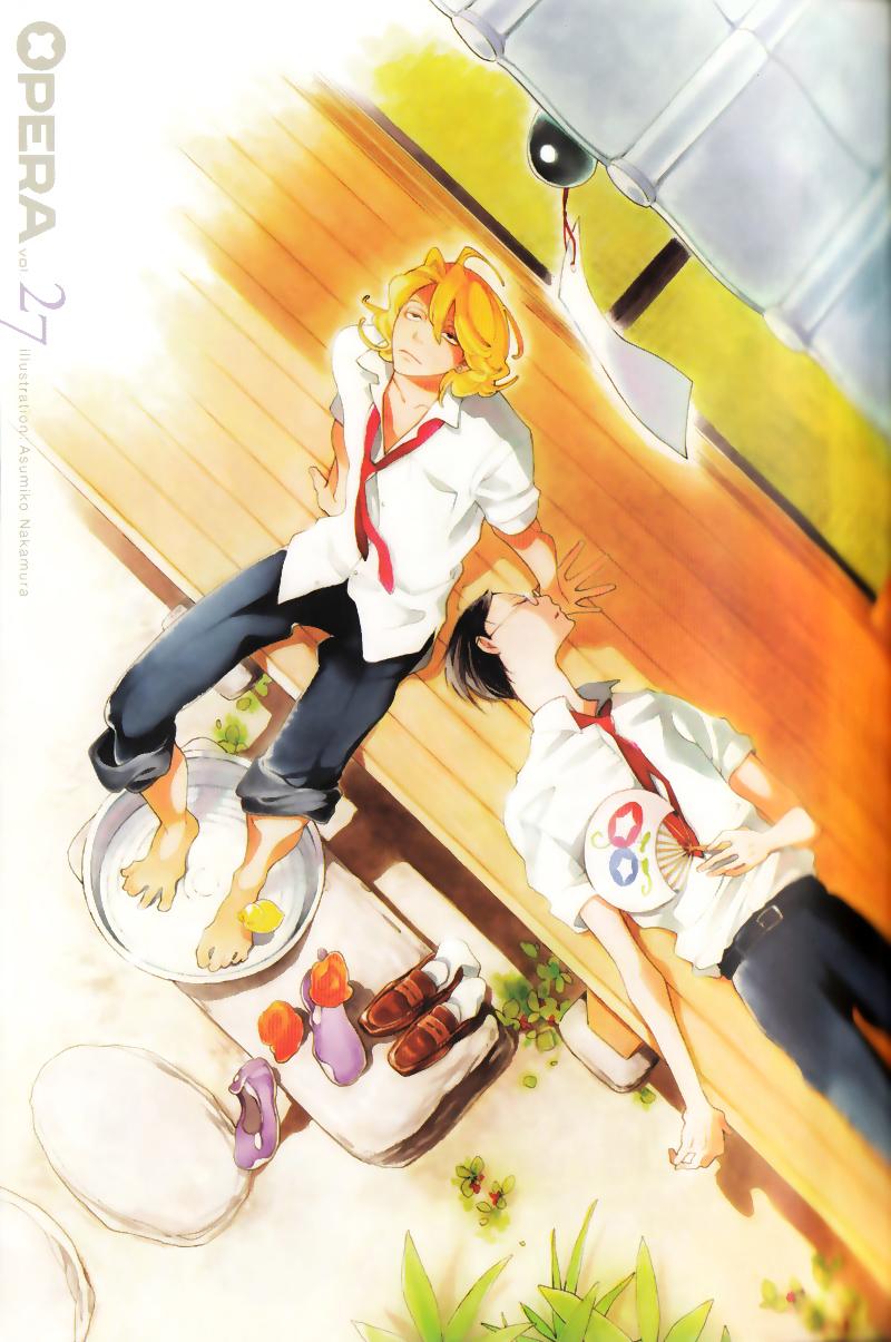 A size classmate anime