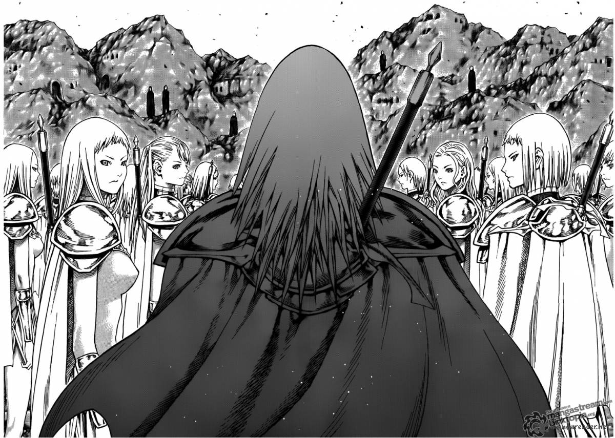 Tags Anime  Claymore  ...