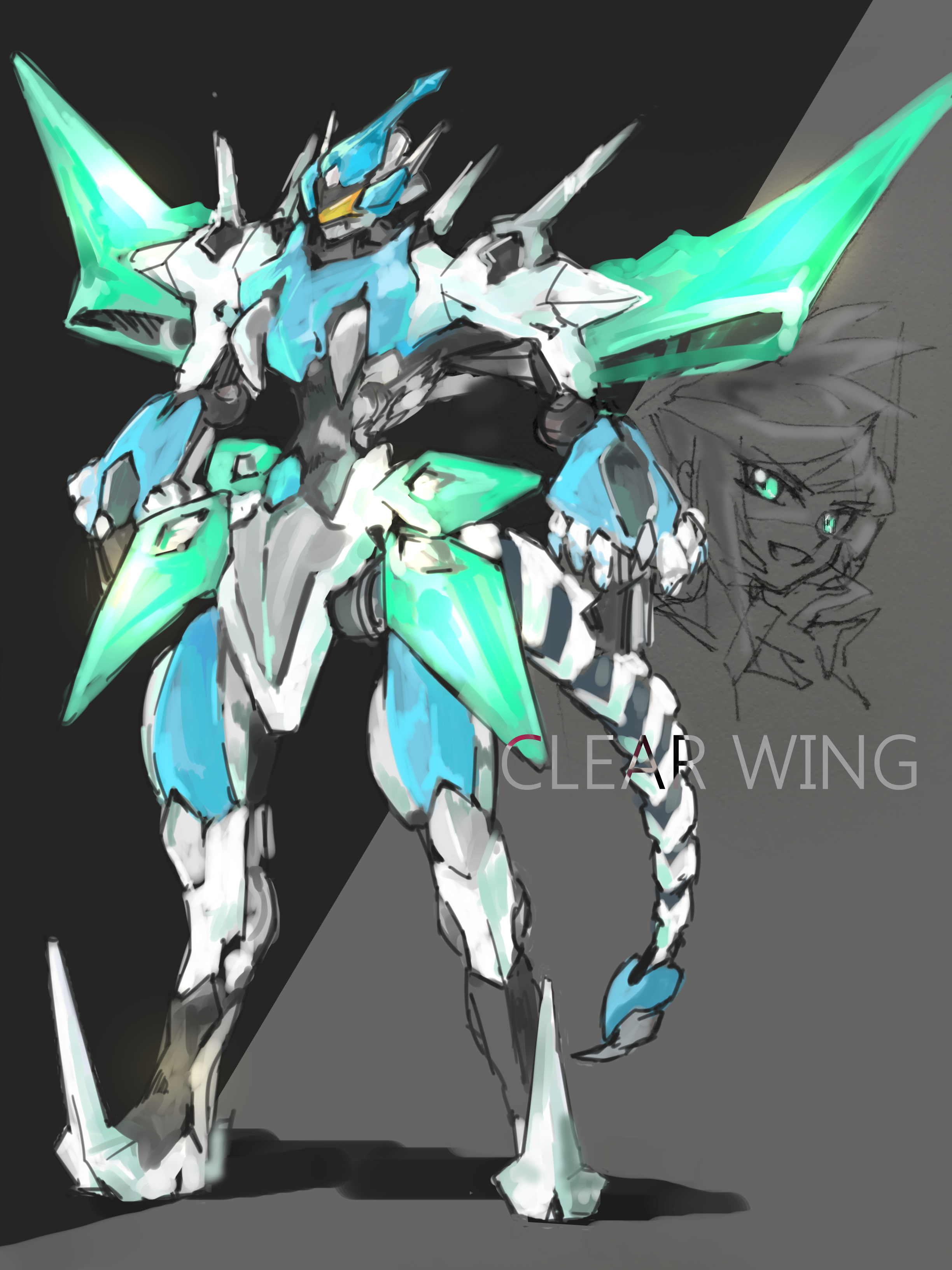 Clear Wing Synchro Dragon/#1862757 - Zerochan