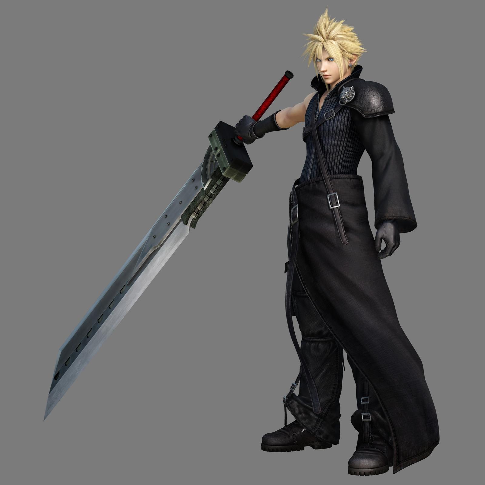 Cloud Strife Final Fantasy Vii Image 2231826 Zerochan