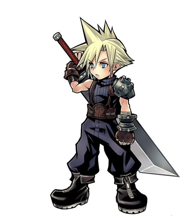 Cloud Strife Final Fantasy Vii Image 2267209 Zerochan