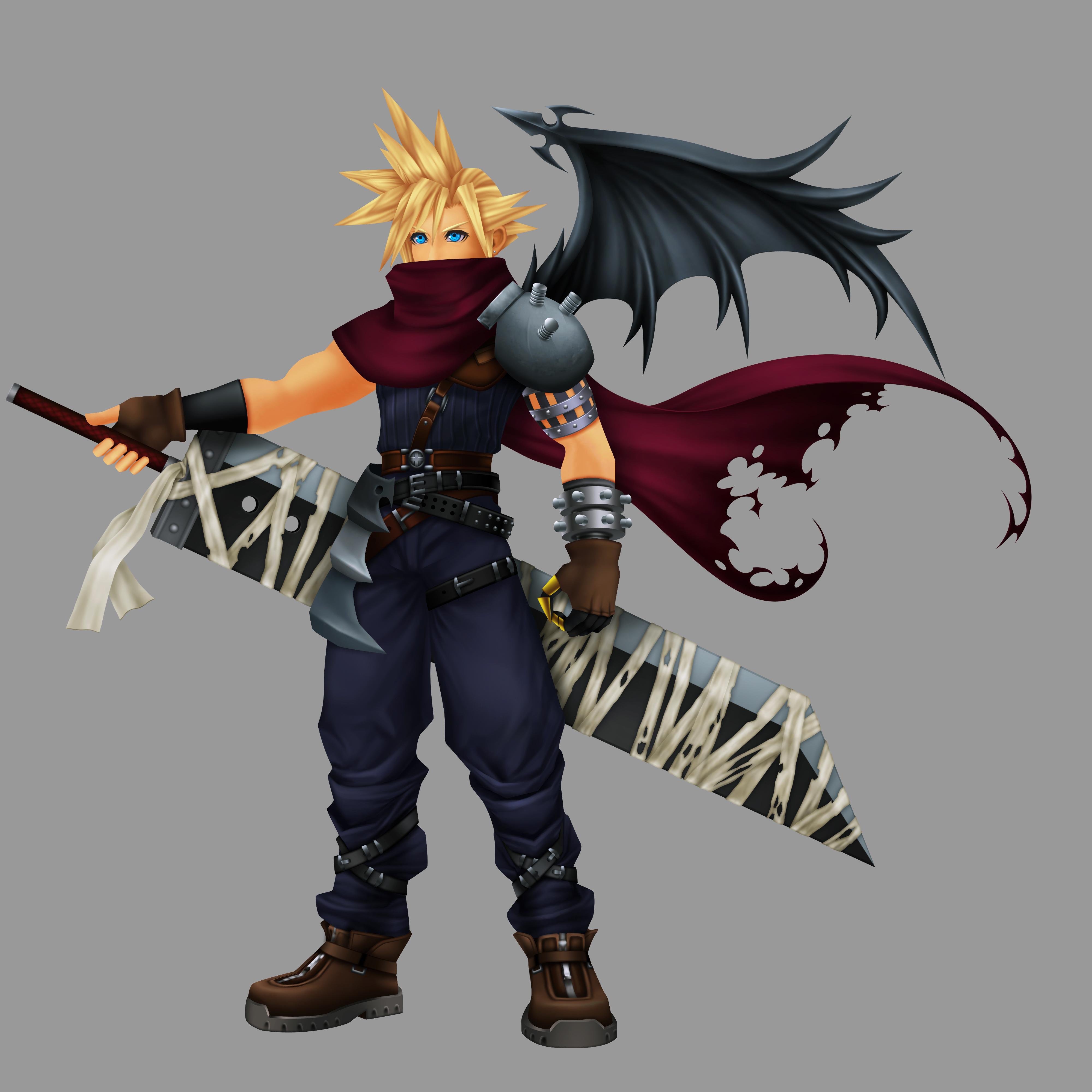Cloud Strife Final Fantasy Vii Image 2400764 Zerochan