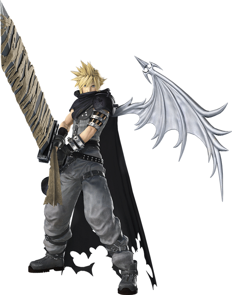 Cloud Strife Final Fantasy Vii Image 2577109 Zerochan