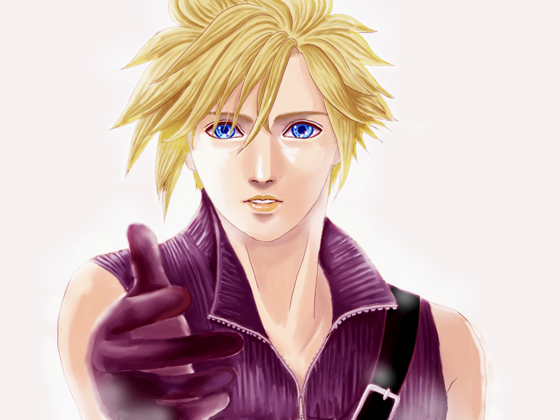 Cloud Strife Final Fantasy Vii Image 789523 Zerochan