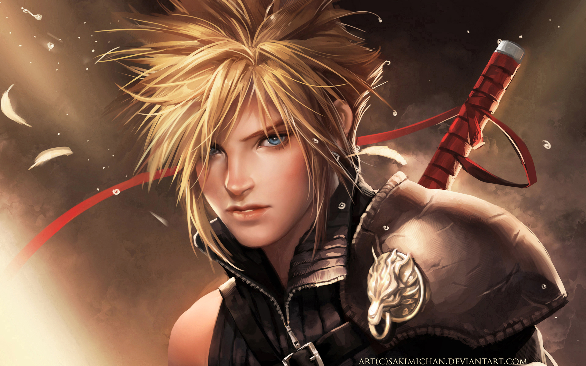 Cloud Strife Final Fantasy VII Zerochan Anime Image Board