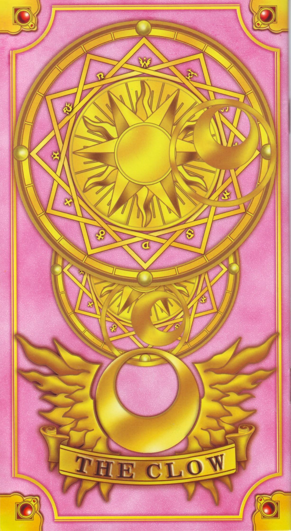 Sakura card captor 34 la luna llena de mediodiacutea - 4 1