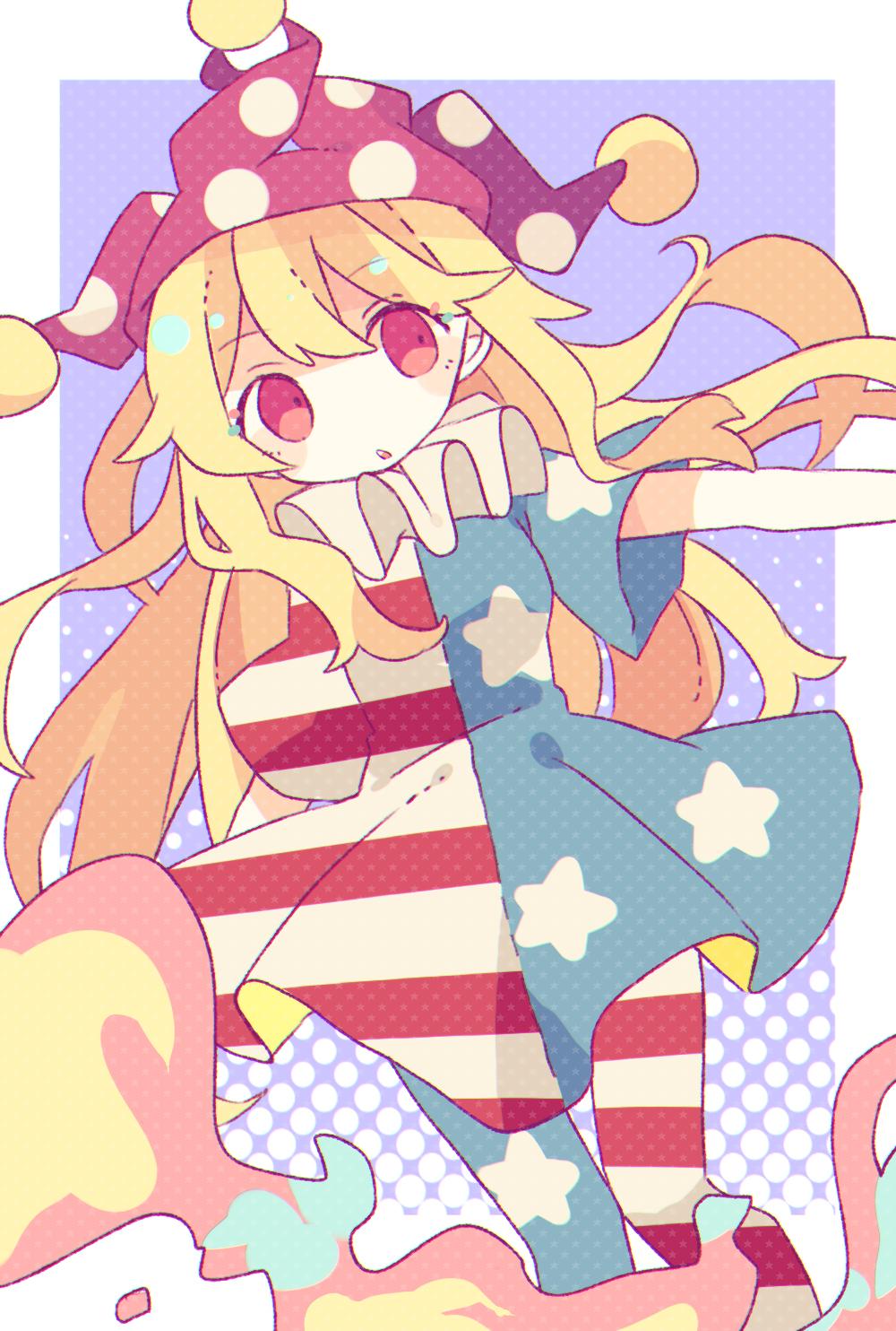 Clownpiece Touhou Mobile Wallpaper 1969381 Zerochan Anime