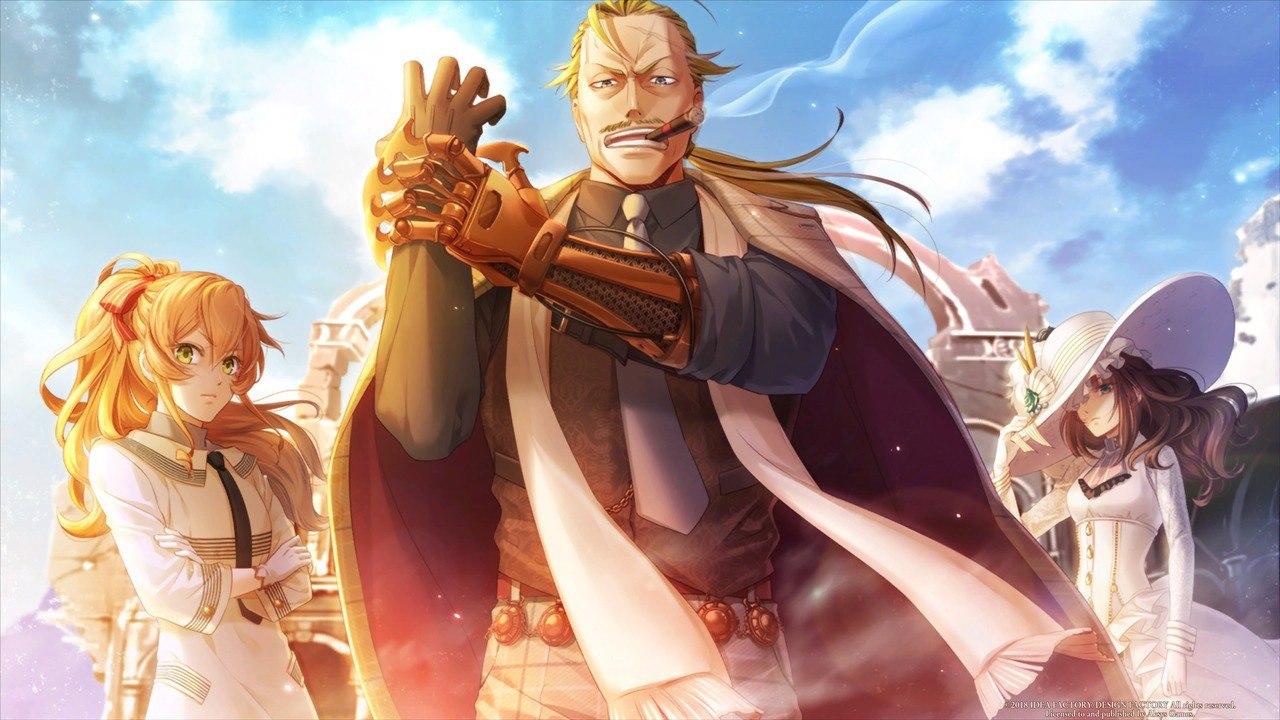 Darius Gordon - Code: Realize ~Sousei no Himegimi~ - Zerochan ...