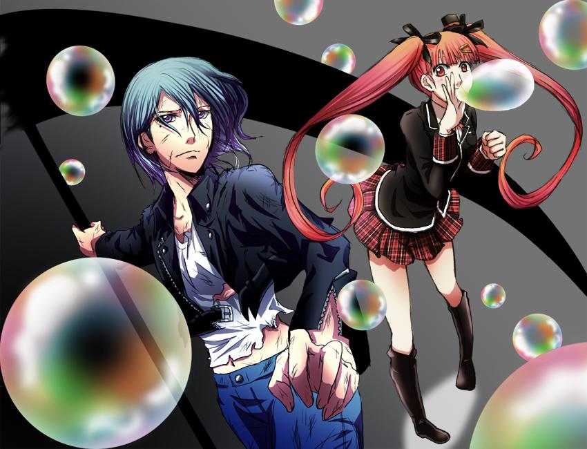 Hiyori (Code:Breaker) - Zerochan Anime Image Board