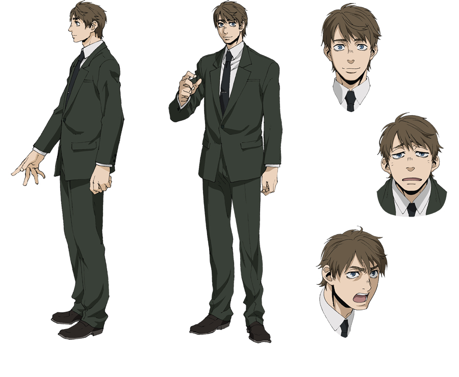 Cody Balfour: Model In Suit Character Sheet At Alzheimers-prions.com