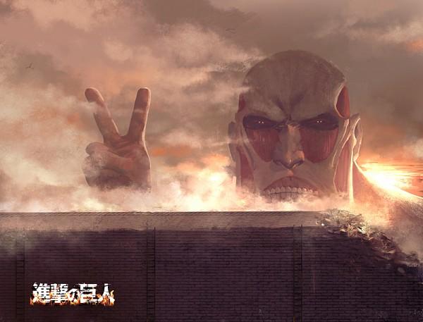 Colossal Titan/#1517606 - Zerochan