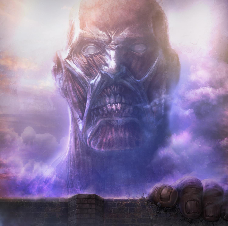 Colossal Titan/#1549495 - Zerochan
