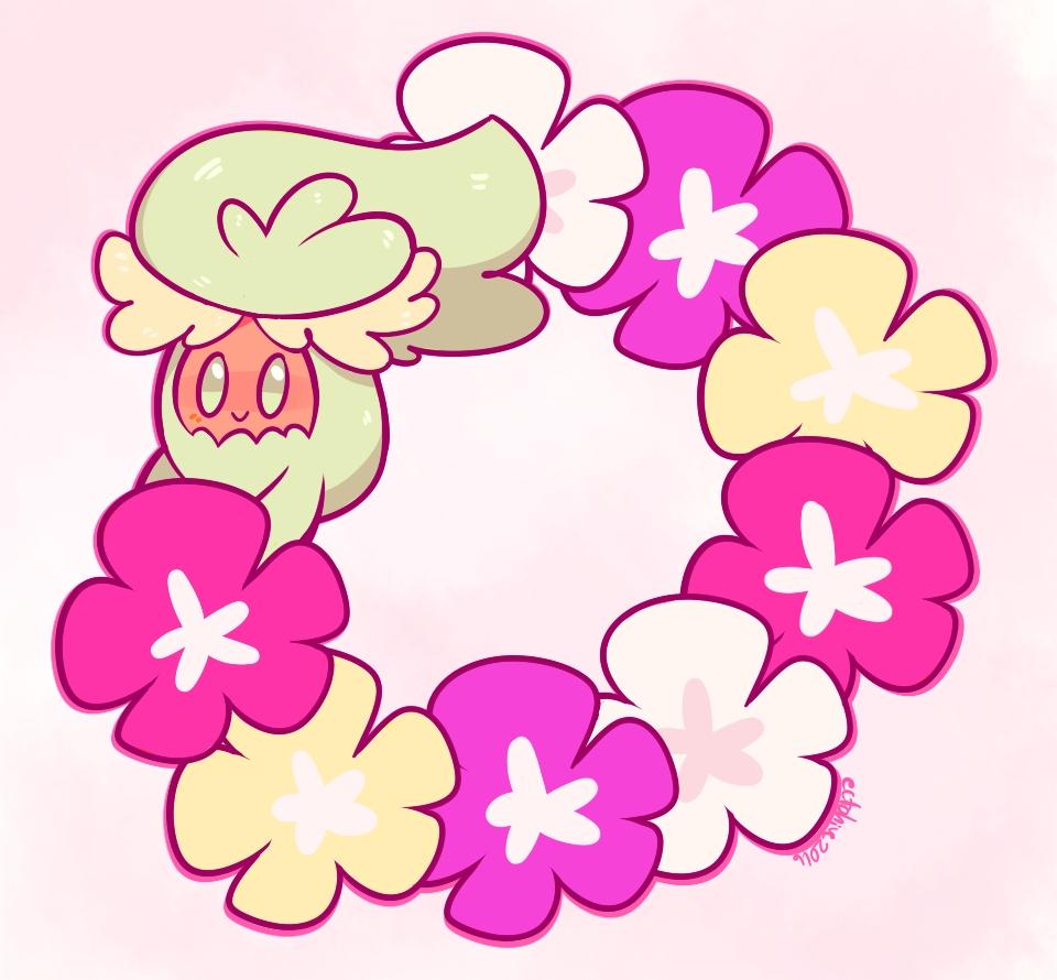Comfey Pok 233 Mon Image 2021015 Zerochan Anime Image Board