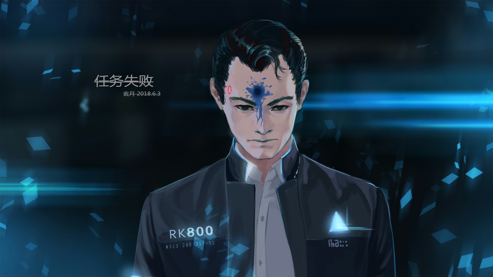 Connor (Detroit: Become Human) Wallpaper #2335918