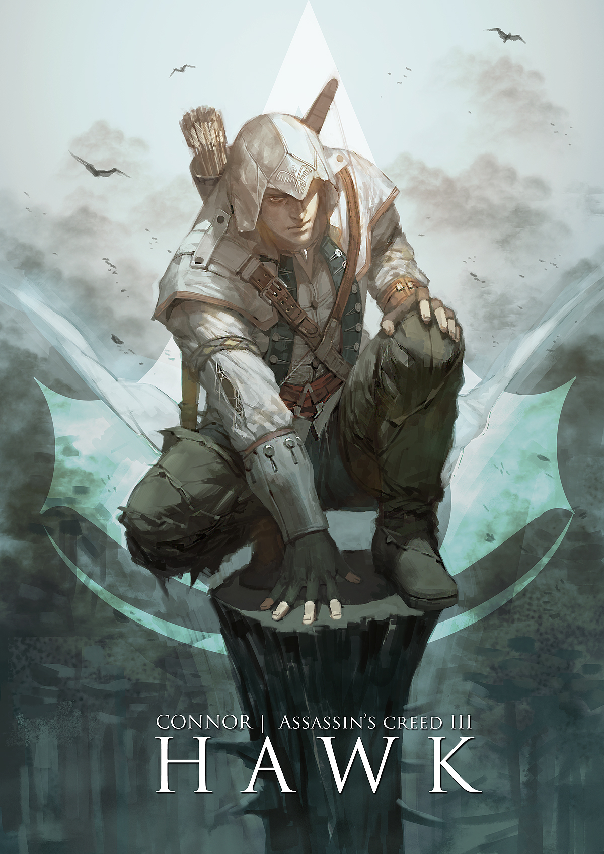 Connor Kenway Ratohnhake Ton Assassin S Creed Iii Mobile