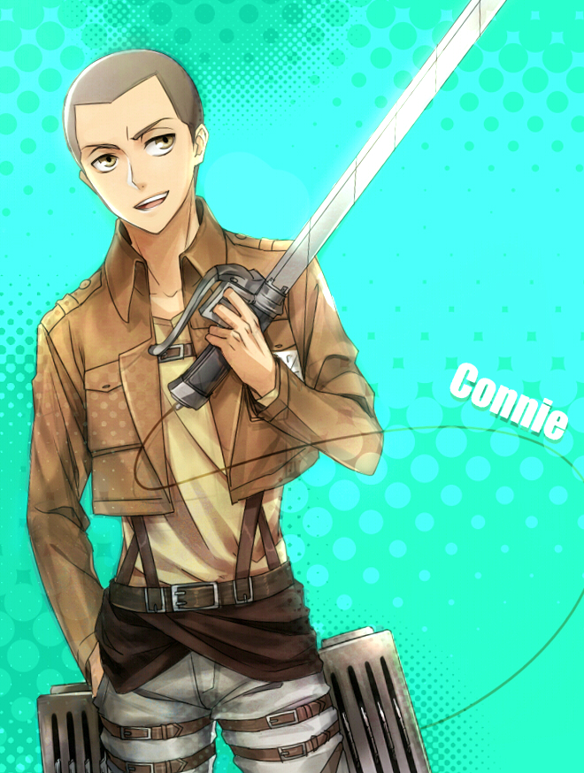 Tags: Anime, Kenao, Attack on Titan, Conny Springer, Fanart, Fanart From Pixiv, Pixiv