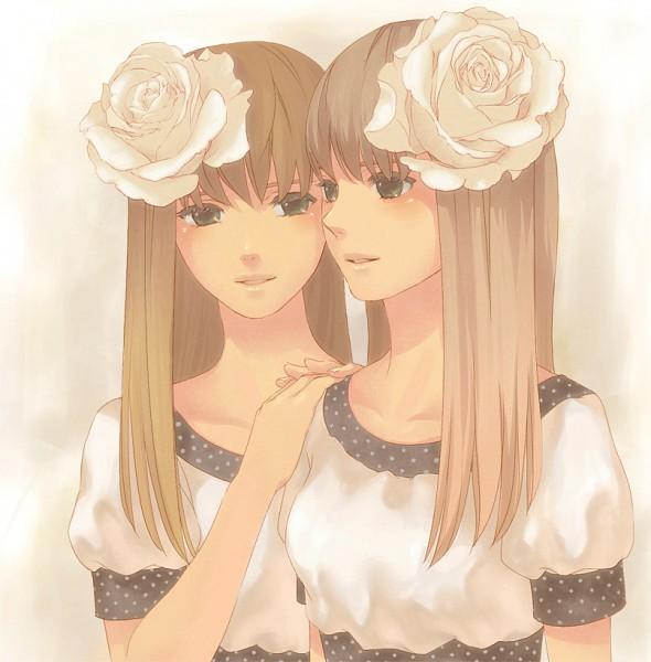 Tags: Anime, Conronca, White Flower