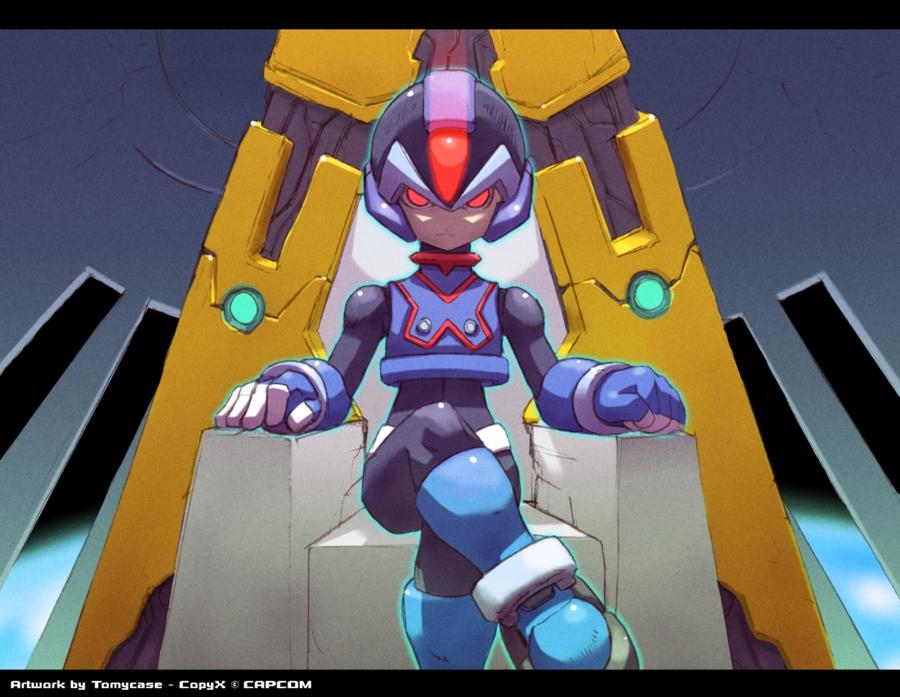 Tags  Anime  Tomycase  Rockman Zero  Rockman X  X  Mega Man X   Copy XMegaman Zero Copy X