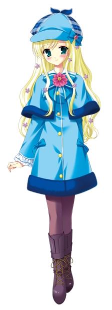 Tags: Anime, Tanihara Natsuki, Tantei Opera Milky Holmes, Cordelia Glauca, Official Art