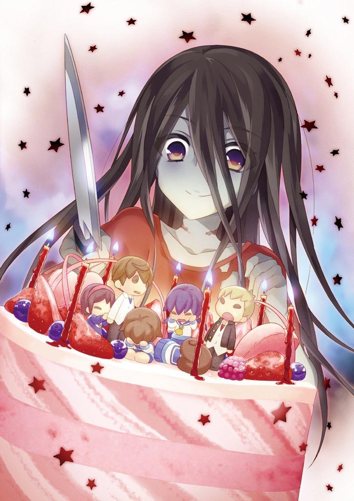 Corpse Party Mobile Wallpaper Zerochan Anime Image Board