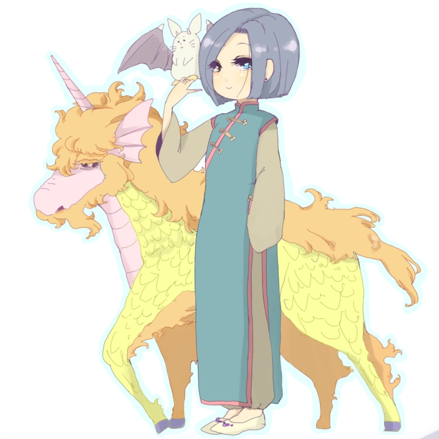 pet shop of horrors akino matsuri zerochan anime image board