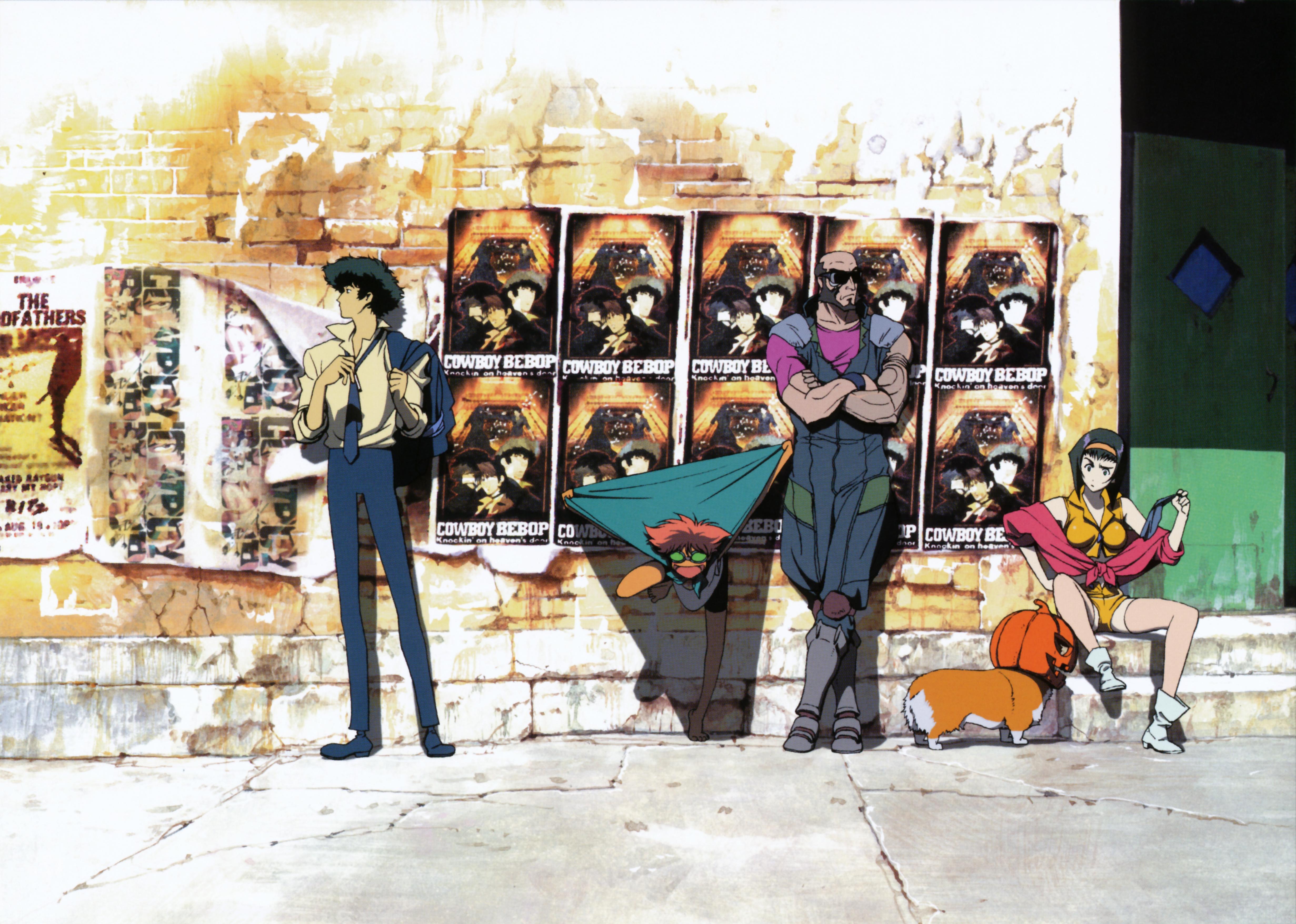 Cowboy Bebop Zerochan Anime Image Board