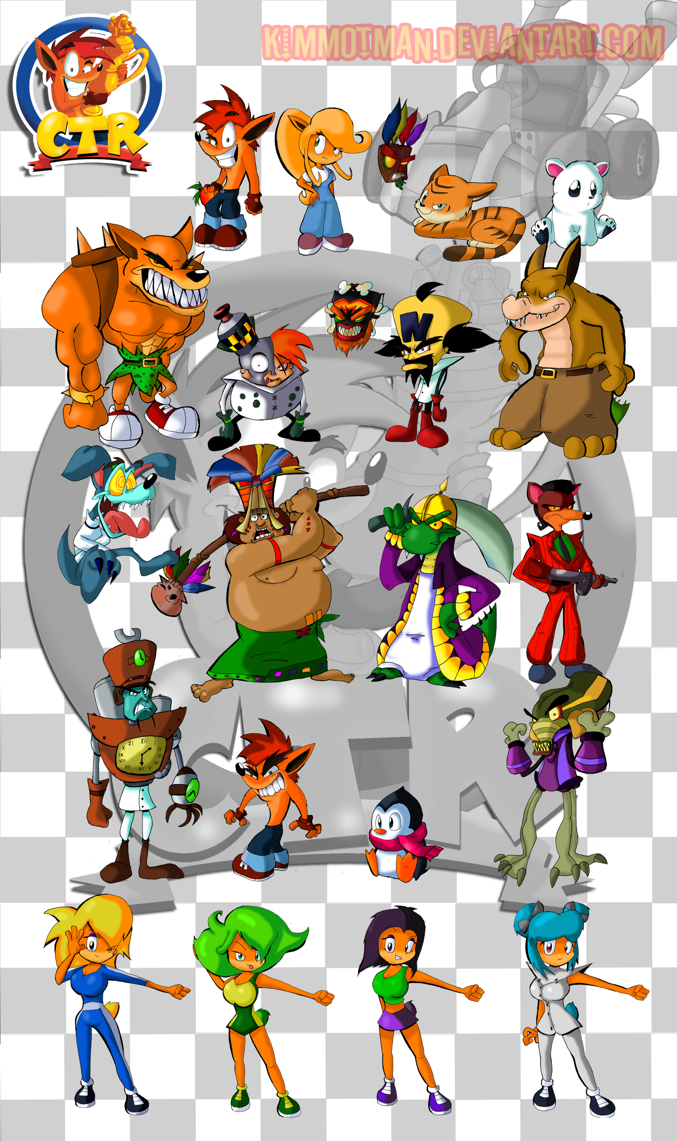 crash bandicoot game image 1087388 zerochan anime image board