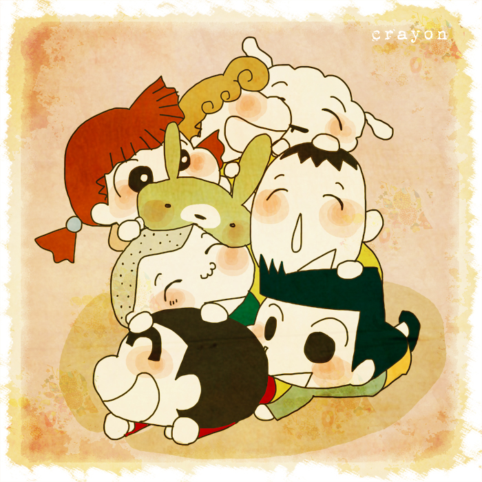 Crayon Shin-chan Image #1351412 - Zerochan Anime Image Board