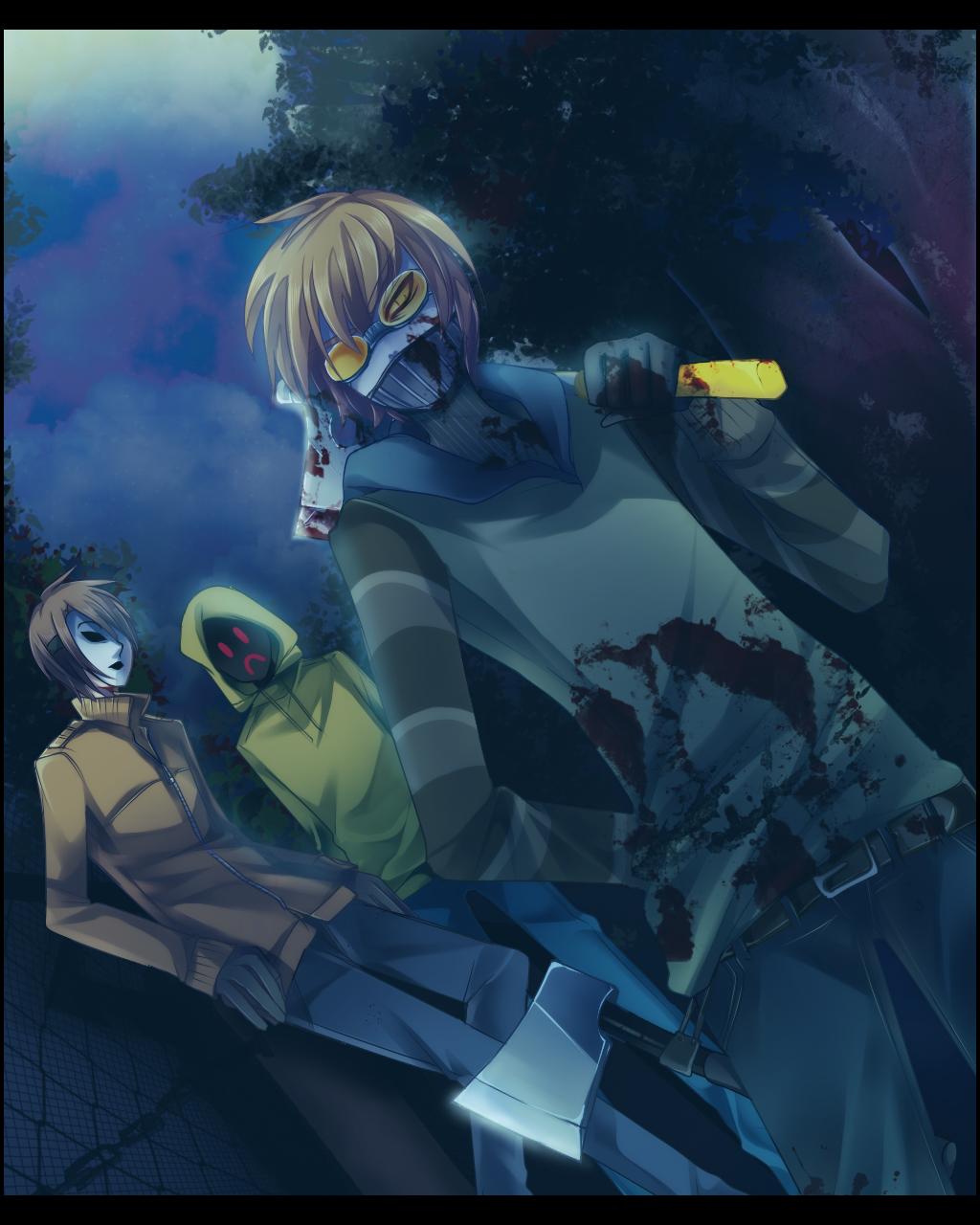 Creepypasta zerochan anime image board for Zerochan anime