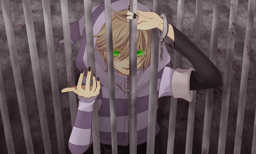 Resultado de imagen para anime jail