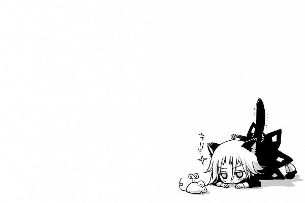 Tags: Anime, Sakurazawa Izumi, SOUL EATER, Crona, Androgynous, Stuffed Mouse