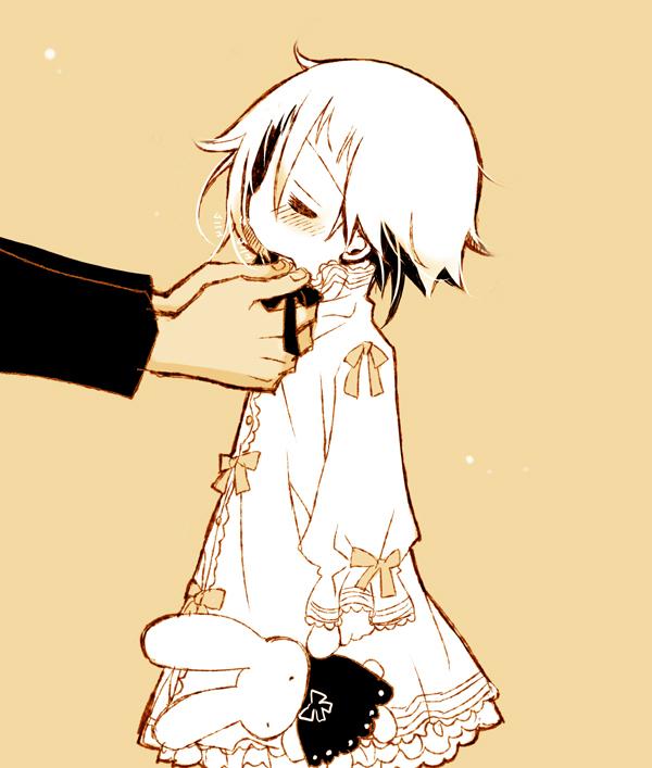 Tags: Anime, Sakurazawa Izumi, SQUARE ENIX, SOUL EATER, Noah (SOUL EATER), Crona