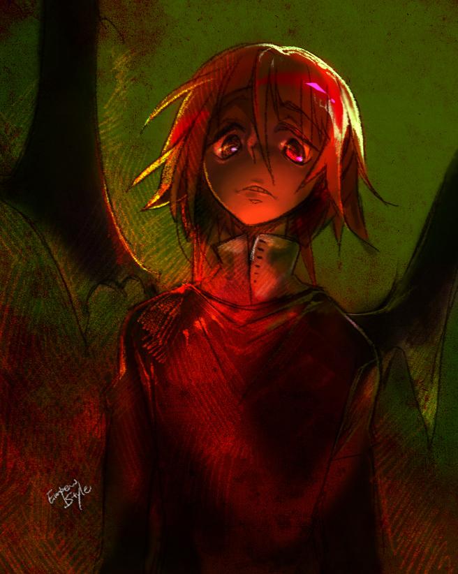 Tags: Anime, Empew, SOUL EATER, Crona