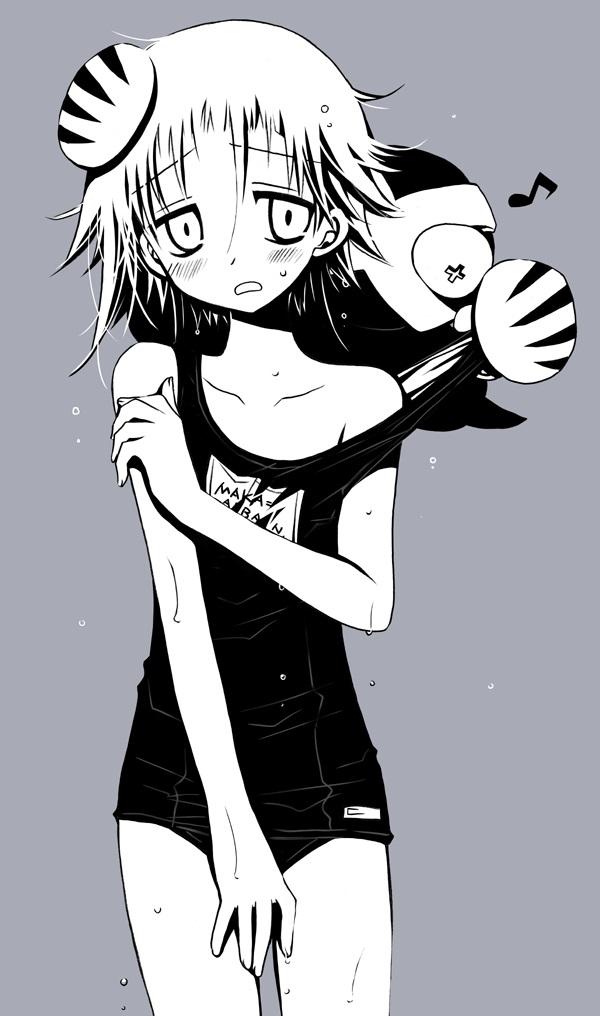 Tags: Anime, Sakurazawa Izumi, SQUARE ENIX, SOUL EATER, Crona, Ragnarok (SOUL EATER), Mobile Wallpaper