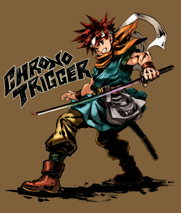 Tags: Anime, Chrono Trigger, Crono