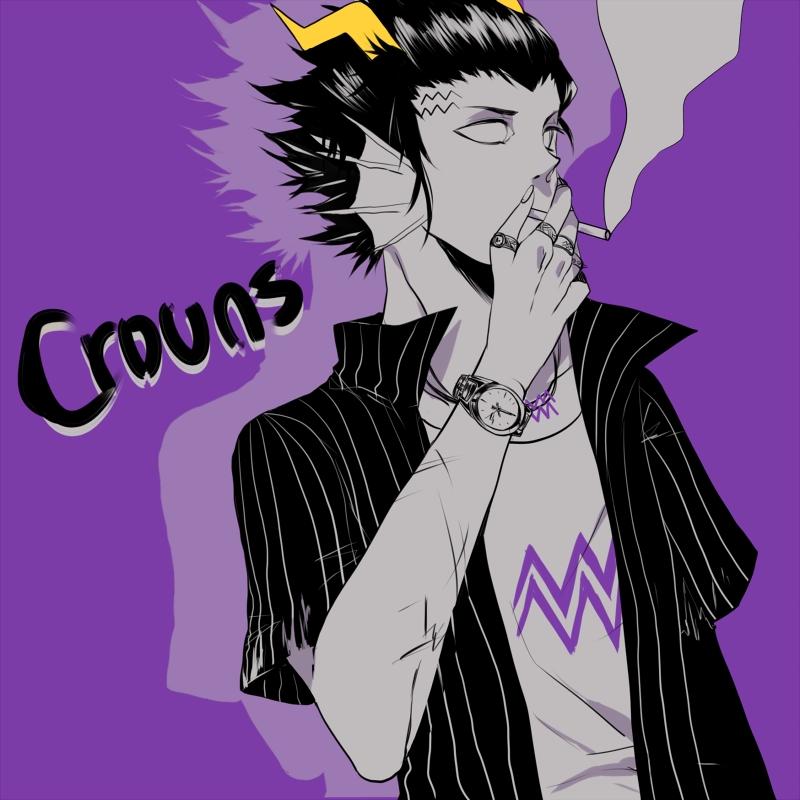 cronus ampora homestuck zerochan anime image board