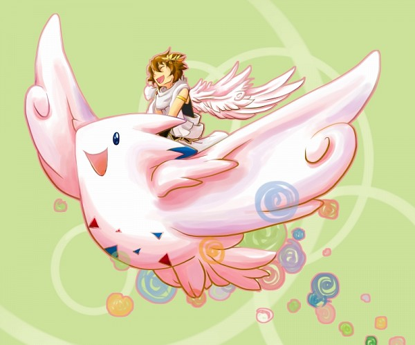 Who Else Would Like A Pokemon X Kid Icarus Crossover